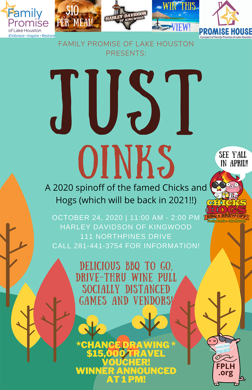 Just oinks BBQ Flyer FINAL